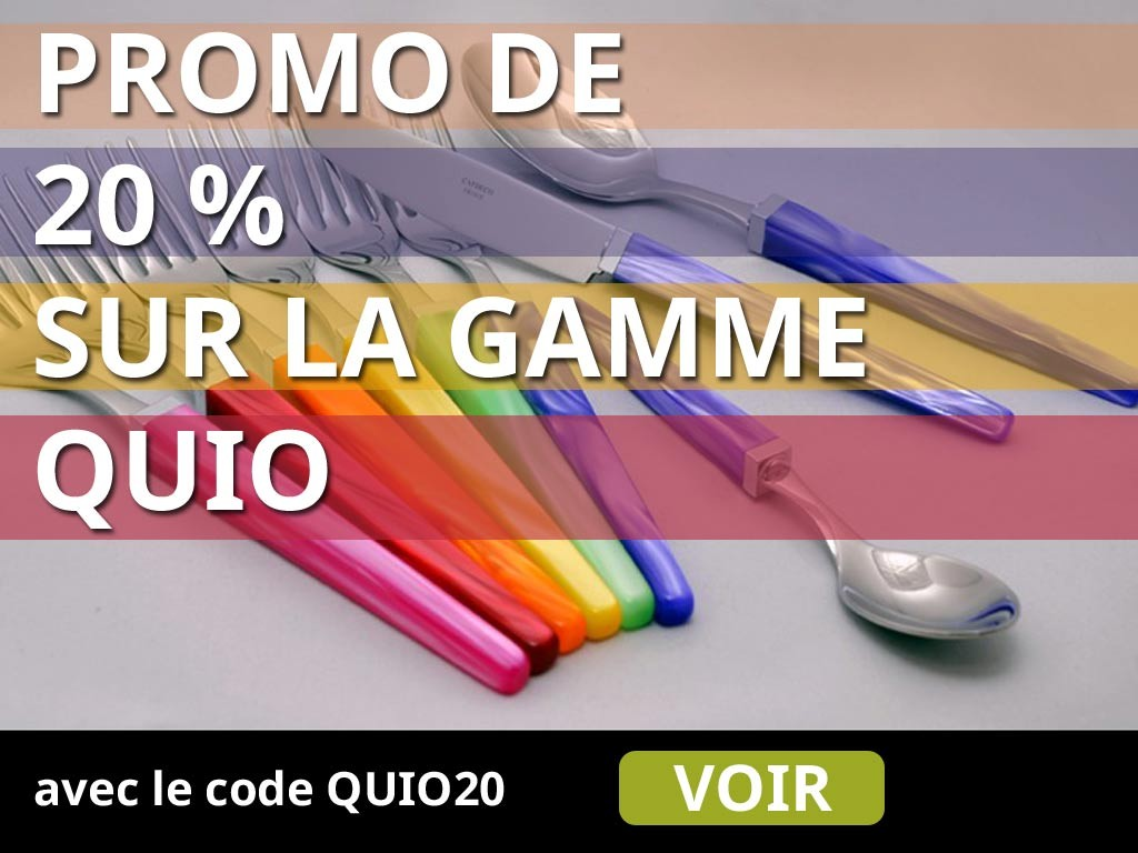 Profitez de nos promotions sur la gamme QUIO !!!!